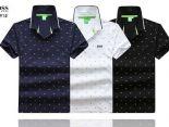 boss衣服 2018新款 簡約休閒男生短袖polo衫 MAIGOU2691款