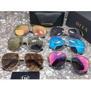 DITA眼鏡 2017年5月新款眼鏡 TALON經典款金屬邊太陽眼鏡