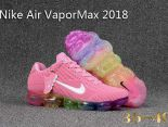 Nike air Vapormax 2018系列 2018新款 滴塑納米技術氣墊女鞋