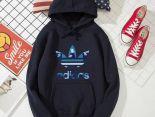 adidas 2019新款帽T 秋冬季薄款情侶款衛衣3 PF