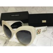 D&G眼鏡 2018新款太陽鏡 DG80123蝙蝠全框潮流墨鏡