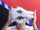 Adidas Superstar 2019新款 貝殼頭網紗情侶款板鞋