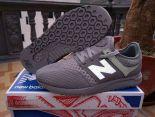 revlite new balance 247 全新創作型號classic系列針織網面時尚情侶款跑鞋 碳灰色