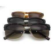 D&G眼鏡 DOLCE&GABBANA新款上新墨鏡 DG4335經典款半框時尚太陽眼鏡
